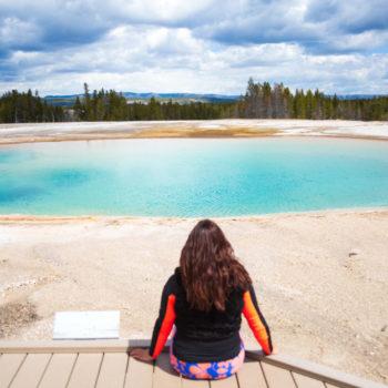 Francia in Yellowstone